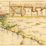 Map of Sierra Leone from 1732