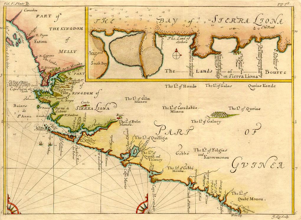 Mane invasions 16th century